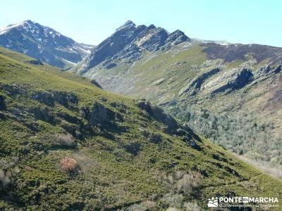Sierra del Caurel (Serra do Courel) rutas por madrid viajes culturales viajes en agosto